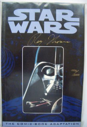 Classic Star Wars: Trilogy Collection Dynamic Forces DF Signed Thomas & Williamson COA